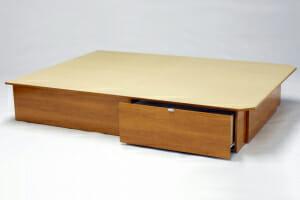Plate forme de lit
