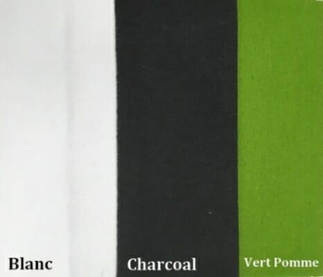 choix de couleurs drap