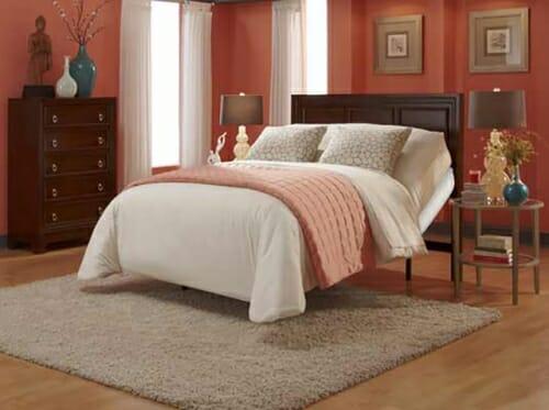 lit ajustable electrique. Black Bedroom Furniture Sets. Home Design Ideas