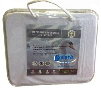 Couvre matelas Medicare