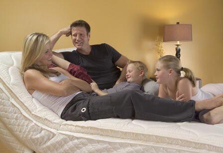 Profitez d'un lit ajustable en famille